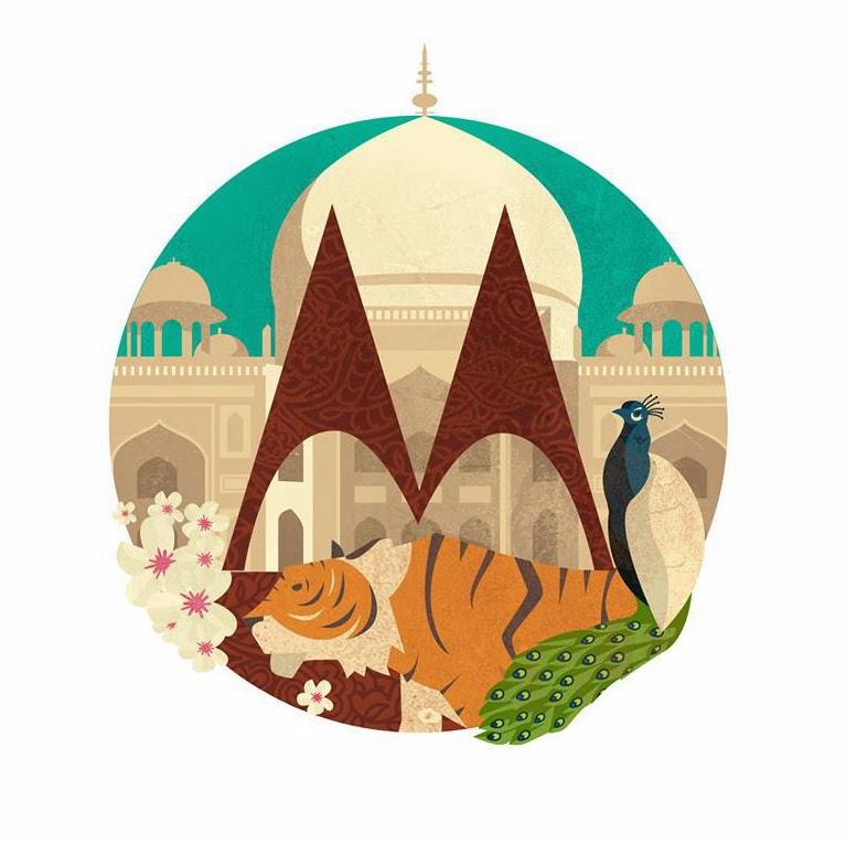 India Doodle
