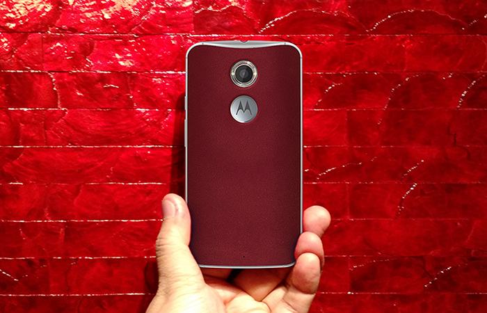 Motorola-Moto-X-Red-Leather