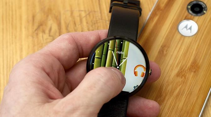 Обзор новой версии Android Wear 5.1.1 на Motorola Moto 360