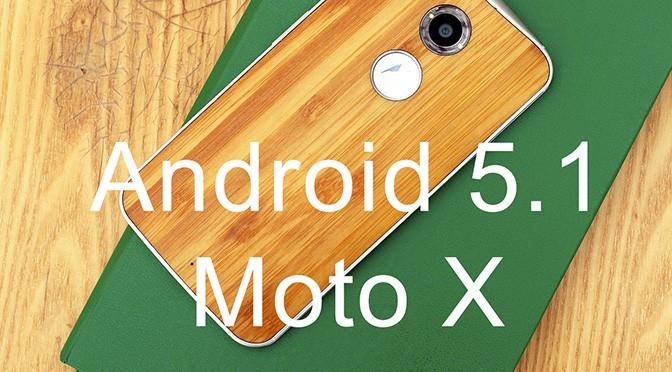 Обзор обновления Android 5.1 на Motorola Moto X 2014