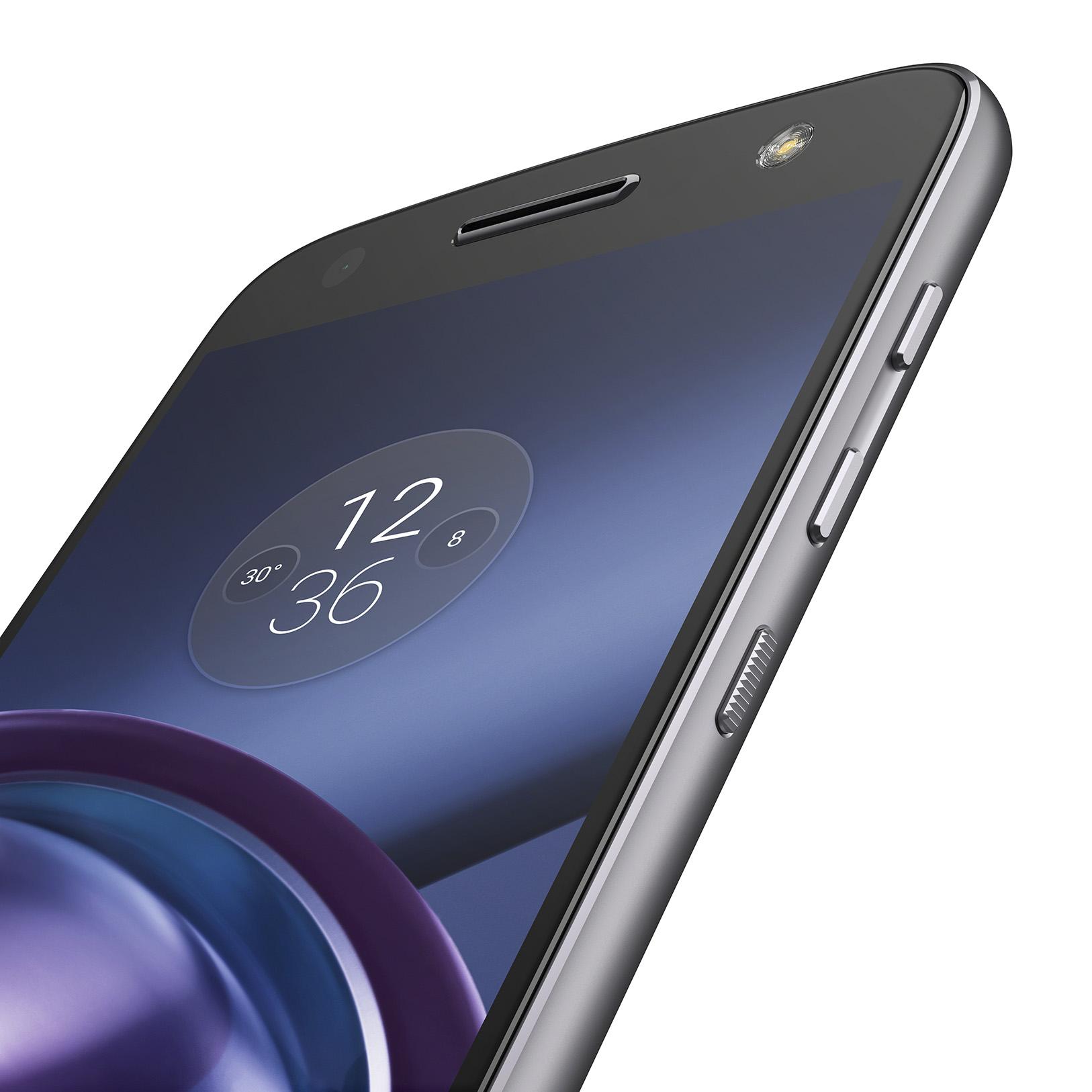 Moto Z product photography