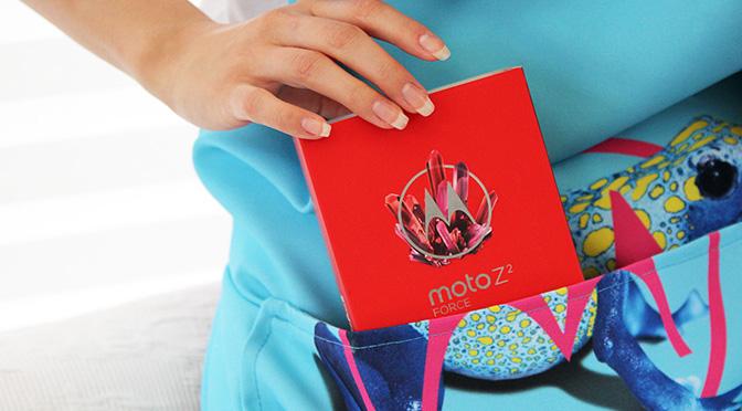 Вы можете купить новый Motorola Moto Z2 Force Edition в нашем магазине