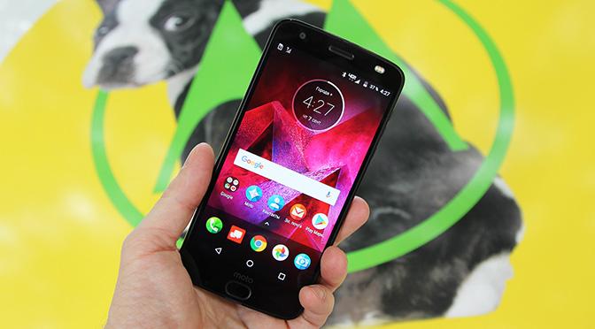 Обзор нового Motorola Moto Z2 Force уже на нашем сайте!