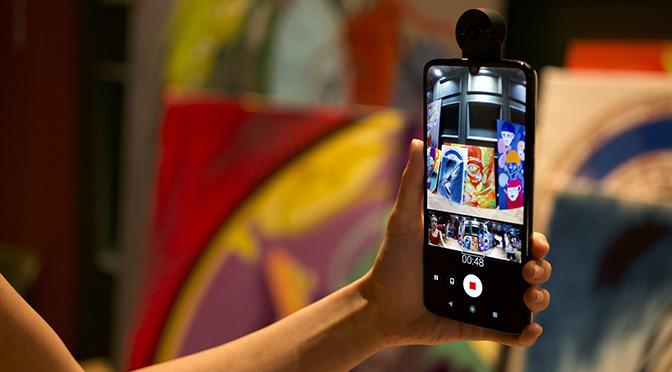 Обзор Motorola Moto Z4 уже на нашем сайте!