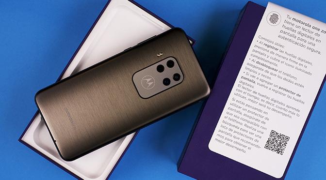 Обзор Motorola One Zoom уже на нашем сайте!